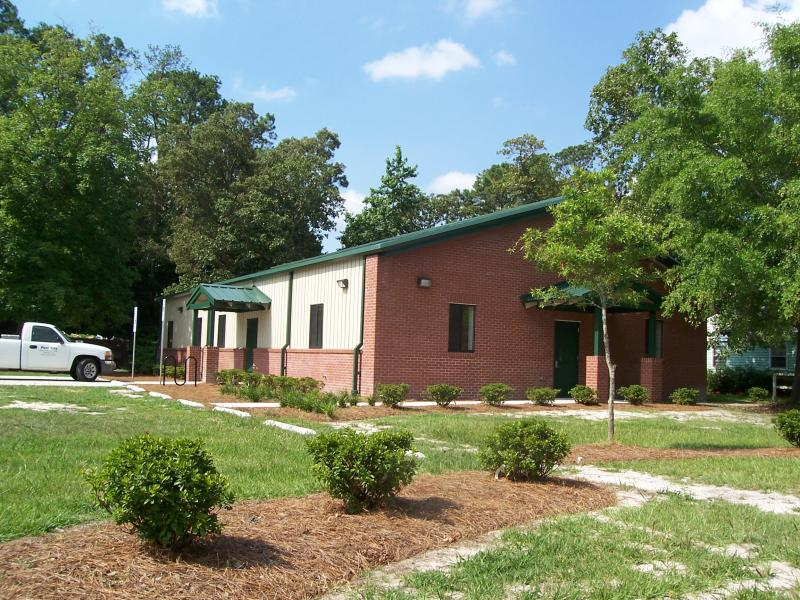 Church Youth Recreation Facility